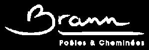 Logo Brann poêles et cheminées Vannes